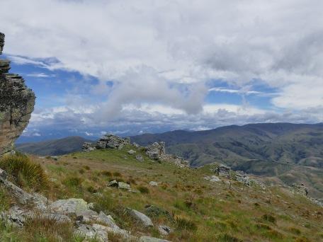 Lindis Peak