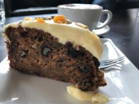 Carrotcake, Cappuccino