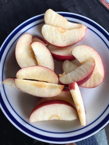 Apfel (Brownie fehlt)