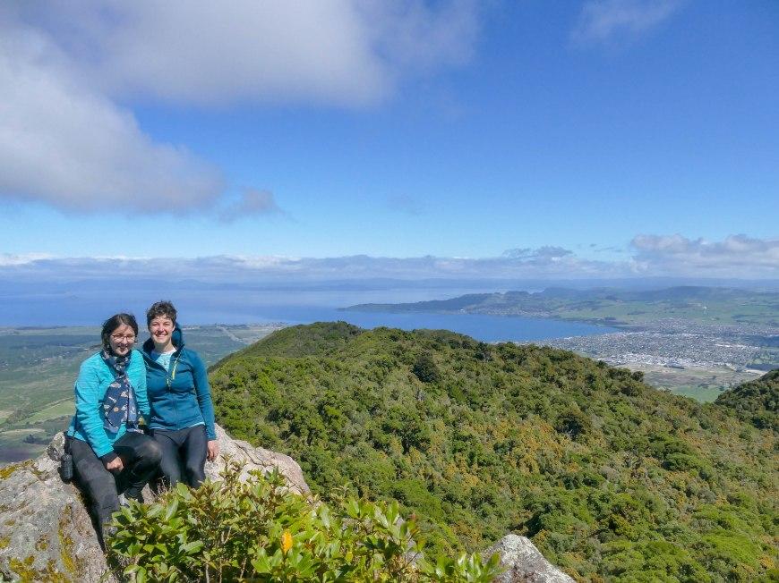 Blick auf Taupo